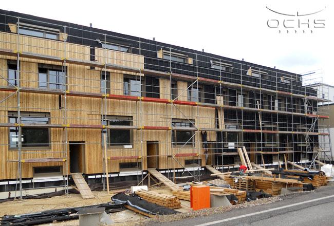 9 town-houses 'Quartier Nonnewisen', Esch-Sur-Alzette, LU