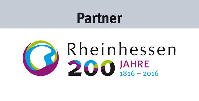 Partner 200 Jahre Rheinhessen
