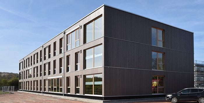 Mobile Schule - IGS in Trier