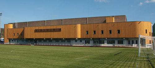 Presse Sporthalle Lintgen