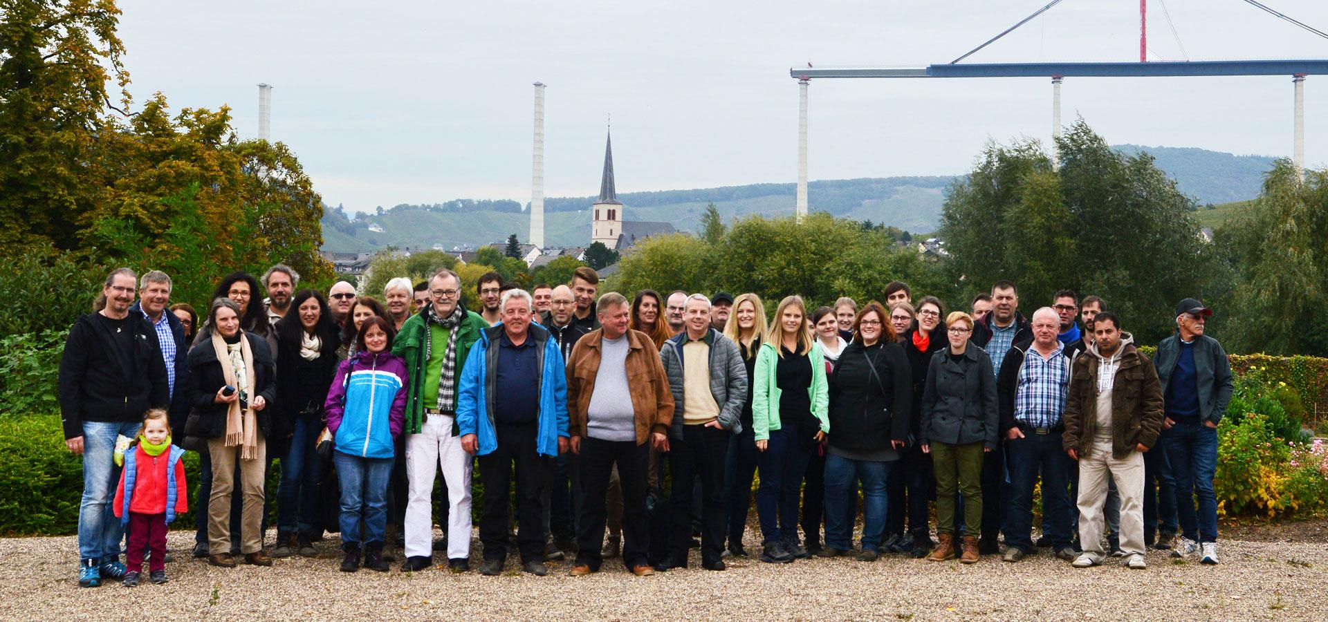 Betriebsausflug - Ochs Holzbau Team