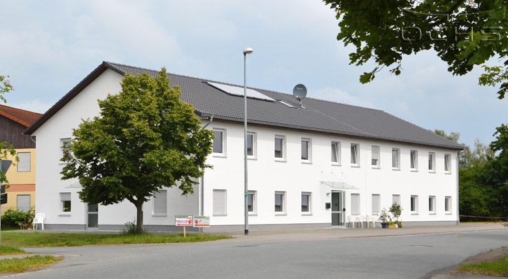 Asylbewerberunterkunft Bickenbach