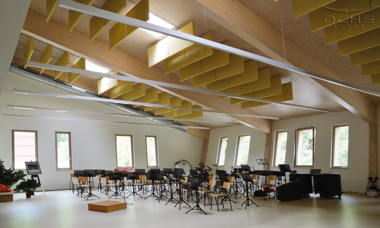 Musiksaal Centre Polyvalent Born
