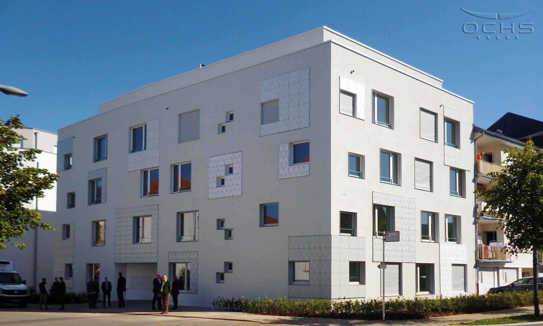 Studentenwohnheim Oberkorn
