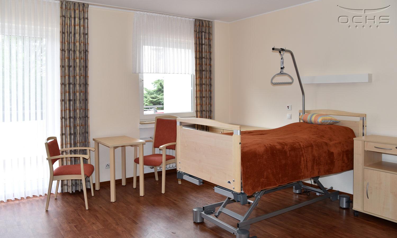 Aufstockung Seniorenzentrum Höhr-Grenzhausen - Zimmer