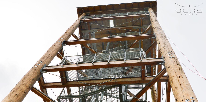 Aussichtsturm in Hellenthal-Udenbreth-750