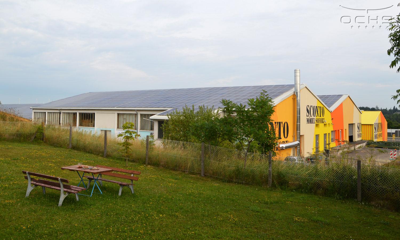 Dachsanierung - Hallen in Simmern