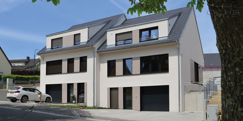 Mehrfamilienhaus in Niederdonven, Luxemburg