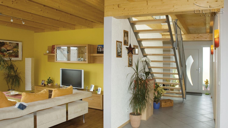 Wohnhaus in Hecken - Eingangsbereich
