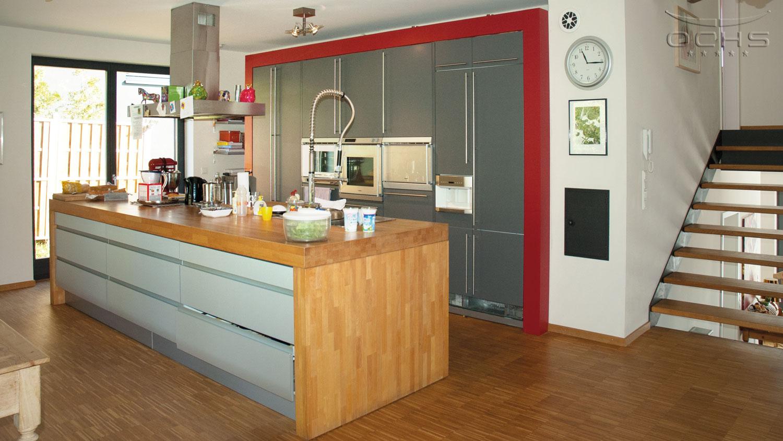 Wohnhaus in Schouweiler (Lux.) - Küche