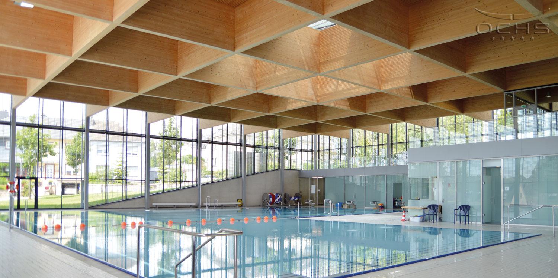 Schwimmhalle Belair, Luxemburg