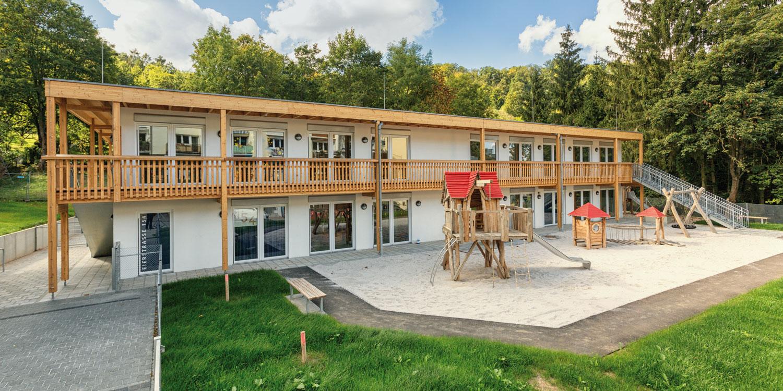 Three child day-care in Stuttgart
