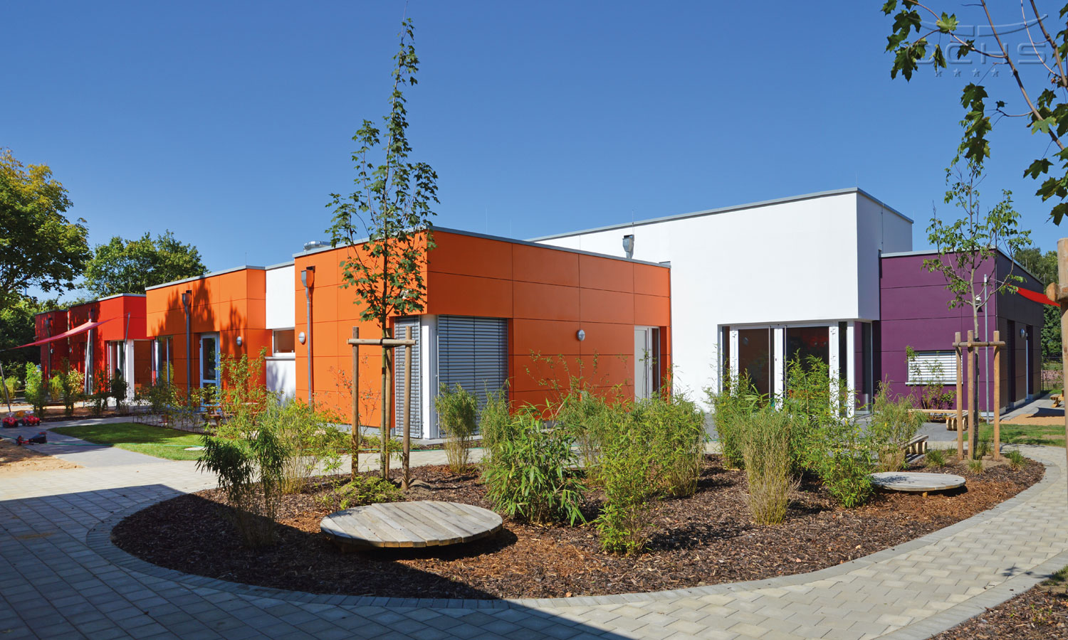 "Company day-care centre ""Xkids"" in Leverkusen"