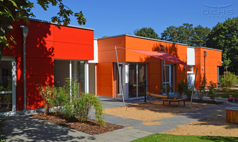 Company day-care centre in Leverkusen