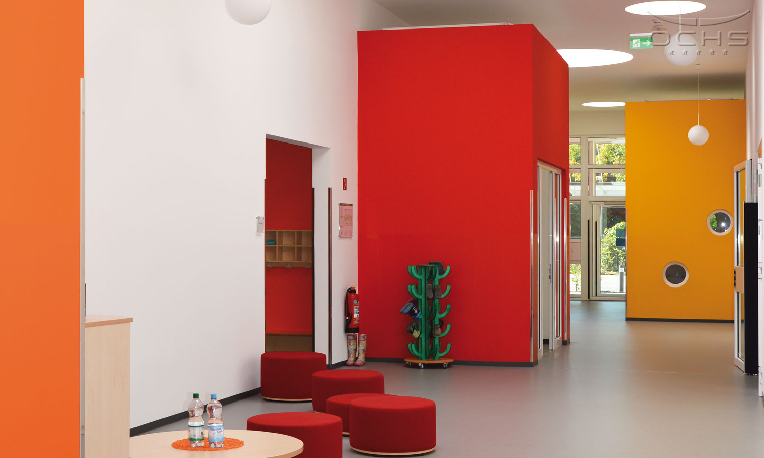 Company day-care centre in Leverkusen