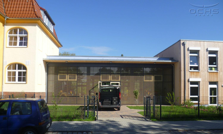 Evangelic primary school in Mahlow