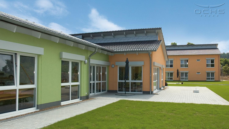 Tagesförderstätte und Appartementhaus in Kastellaun