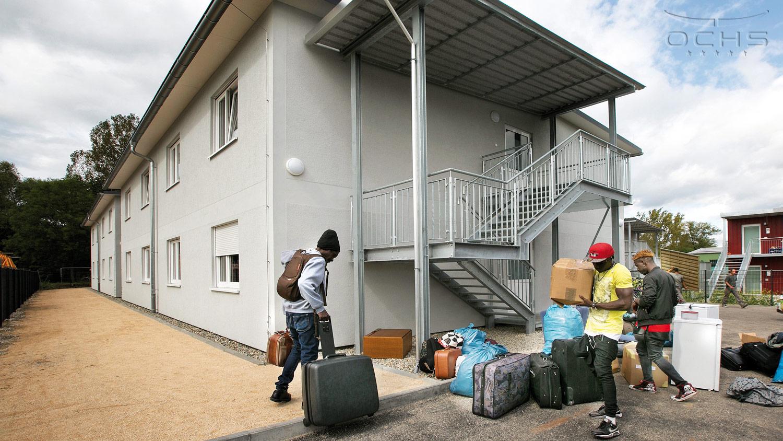Logements pour demandeurs d'asile à Oberboihingen