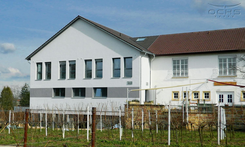 Anbau Fastenlandhaus Landau