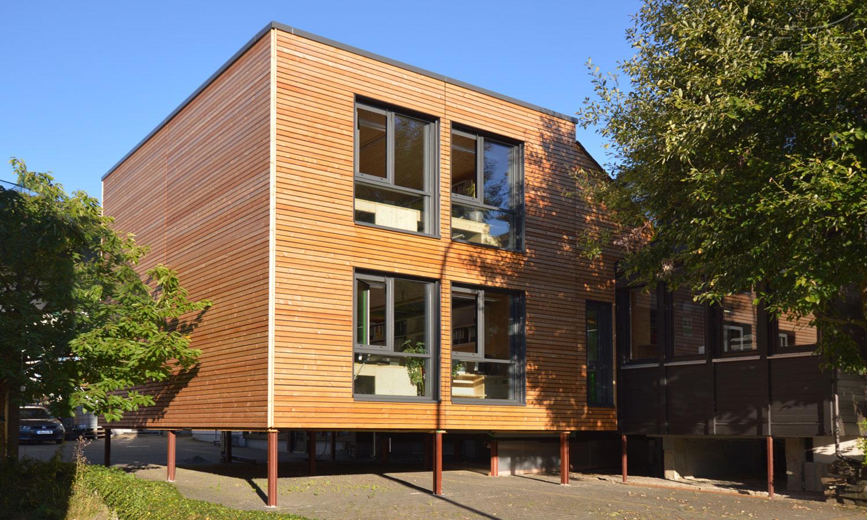 Anbau Bürogebäude in Kirchberg