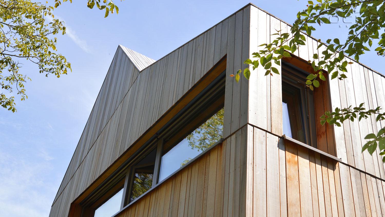 Anbau in Sandweiler - Holz-Dach