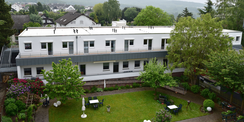 """Dachaufstockung - Seniorenzentrum """"Kannenbäckerland"""" in Höhr-Grenzhausen"""