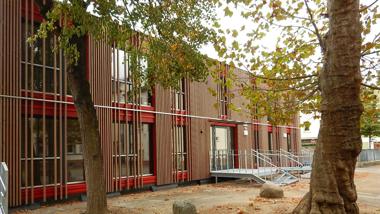 Boehleschule - Schlüsselfertiger Neubau