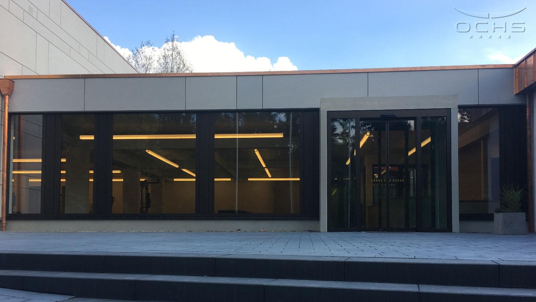 Sportpark Simmern - Eingang