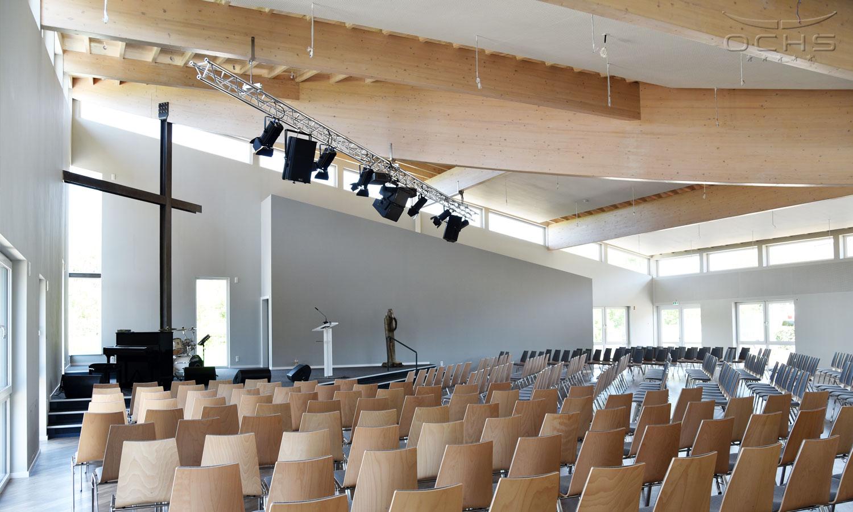 Salle de culte de la FeG Simmern