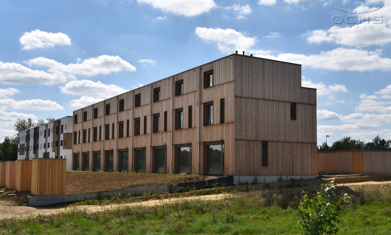 Quartier de Nonnewisen à Esch-Sur-Alzette