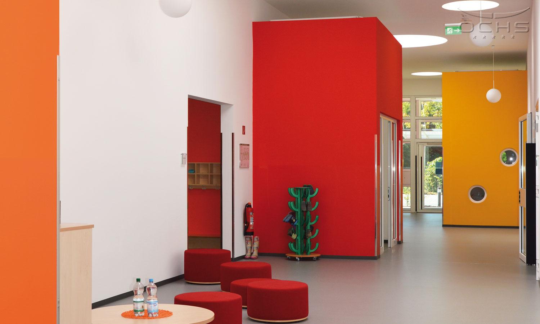 Crèche Xkids de LANXESS Deutschland GmbH à Leverkusen