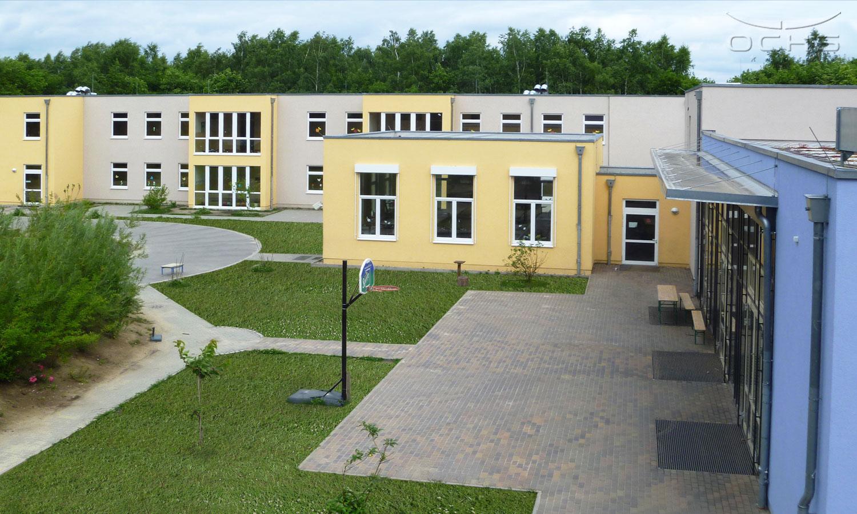Ecole primaire protestante de Mahlow