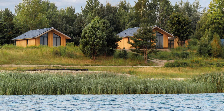 Ferienhäuser am Gröberner See