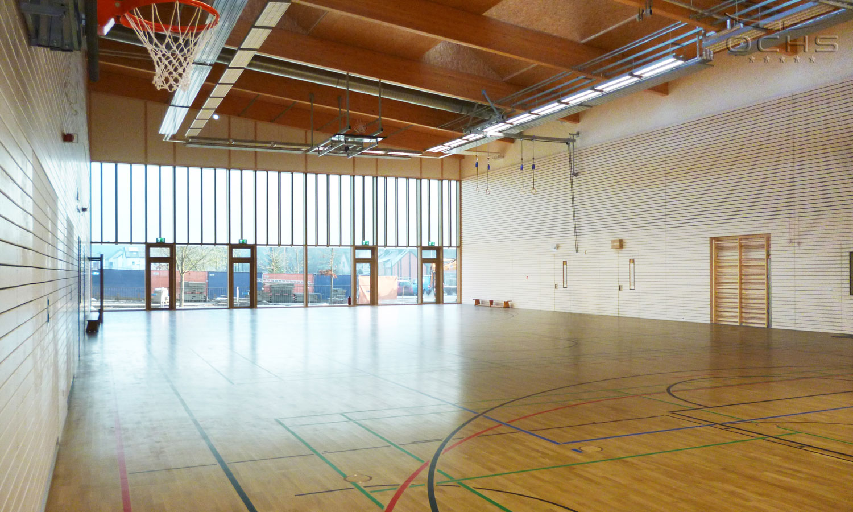 Sporthalle Centre Polyvalent Born