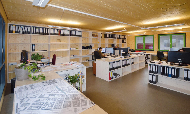 Anbau Büro in Kirchberg
