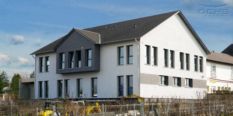 Anbau Fastenlandhaus in Landau