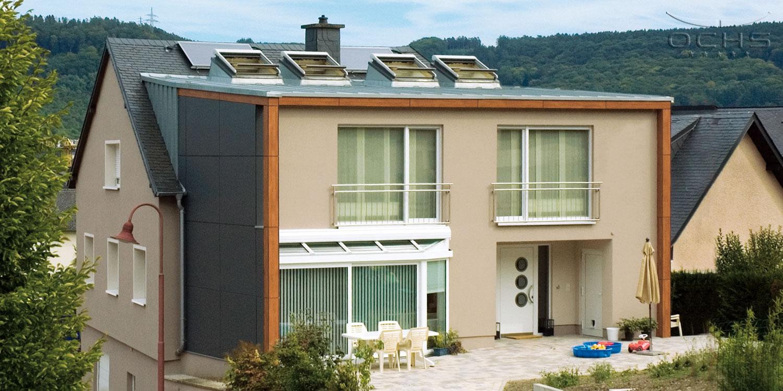 Anbau in Steinsel, Luxemburg