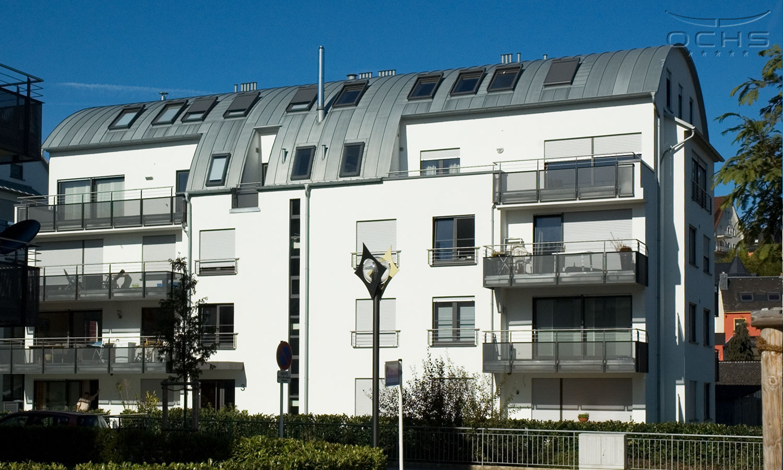 Residenz Figuieres und Earbles - Klempnerarbeiten, Zimmerer- und Holzbauarbeiten
