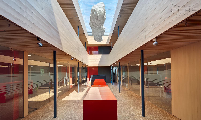 Erdgeschoss Jugendamt Don Bosco Mainz