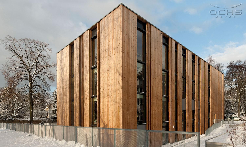 Kommunalbau - Erweiterungsneubau Erasmusschule Offenbach
