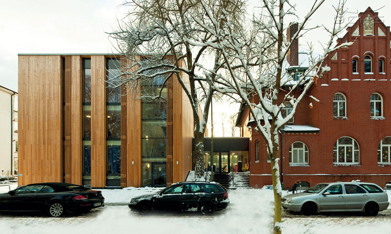 Erasmusschule Offenbach