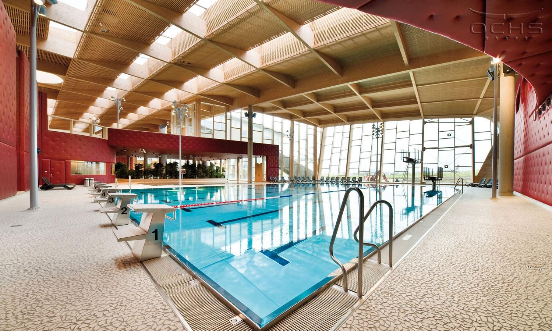 LesThermes Erlebnisbad - Schwimmhalle