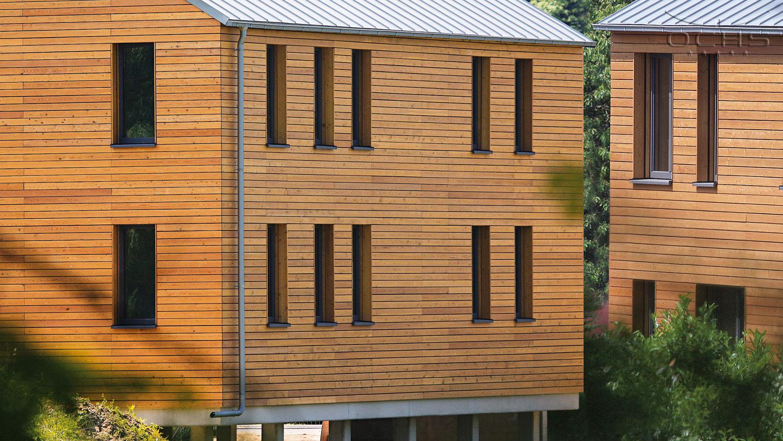 Wohnhaus in Steinheim im Passivhausstandard