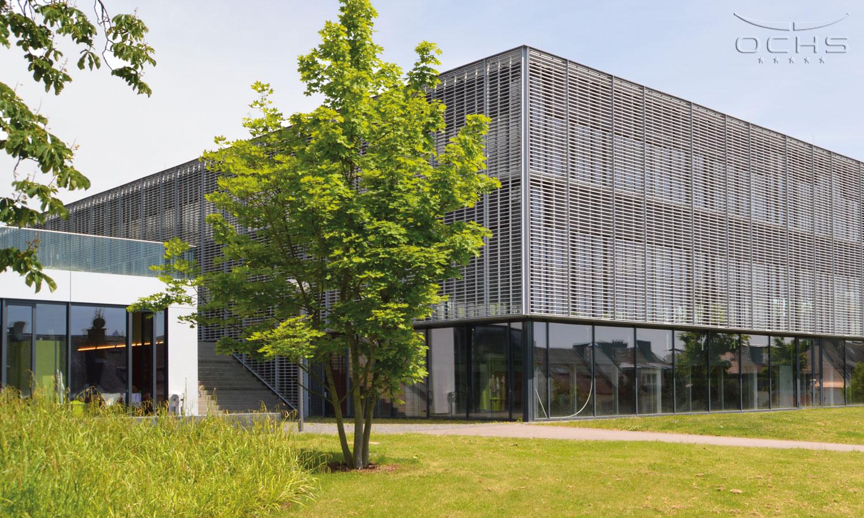 Sporthalle in Luxemburg-Belair