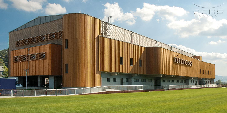 Sporthalle in Lintgen