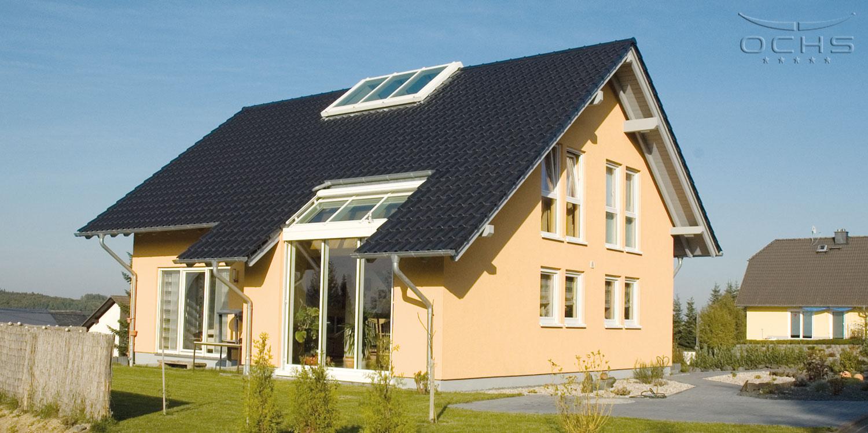 Wohnhaus in Hecken - Klassische Architektur
