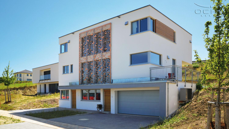 Wohnhaus in Holzbauweise in Wincheringen