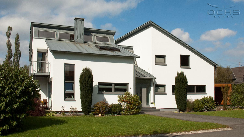 Wohnhaus in Mohrbach - Eingang