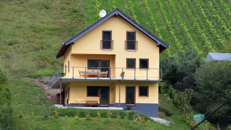 Wohnhaus in Holzbauweise in Oberheimbach - Klassische Architektur