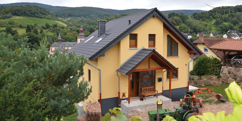 Wohnhaus in Oberheimbach